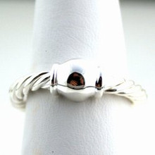 Sterling Silver Cape Cod Twist Ring