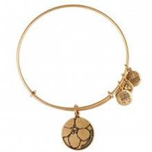 Alex and Ani Granddaughter Bangle Russian Gold