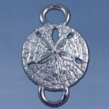 Convertible Sand Dollar Clasp
