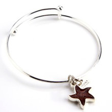 Starfish Sand Beach Bangle