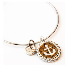 Anchor Sand Bangle