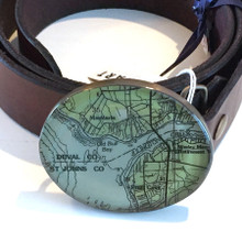 Julington Creek Chart West Ender Belt