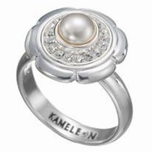 Kameleon Flower Cup Ring