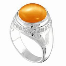 Kameleon  Ring With CZ