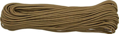 Coyote Brown 100FT Paracord