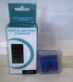 Digital Battery Charger & 3.7V Batteries