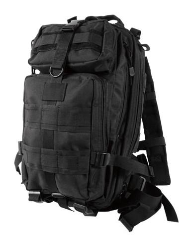 Black Medium Transport Back Pack