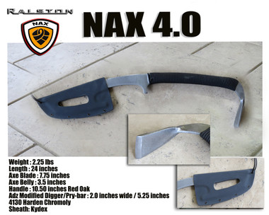 Nax 4.0 - New with Digger