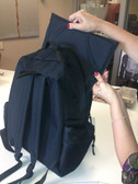 Bullet Proof Backpack Shield Insert for Briefcases, backpacks, large purses.