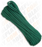 PARACORD 100 FT - NYLON  HUNTER GREEN