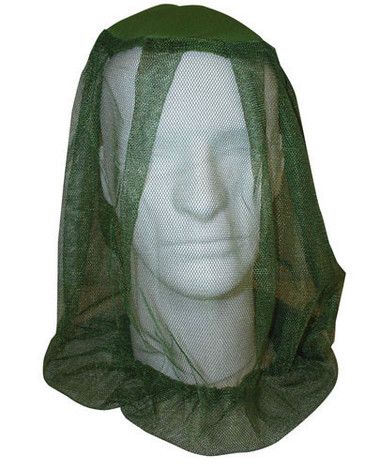 Gear Up Center MOSQUITO HEAD NET  Enjoy this chemical-free way to keep bugs off your face