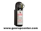 Sabre 7.9oz Bear Spray w/Holster