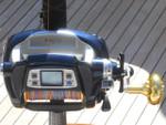 Daiwa Tanacom 1000 Kite Combo