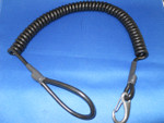 Small Coiled Safety Line