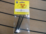 R & R Synthetic Bait Rigging Needles 5Pk