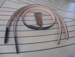 Custom Leather Mates Belt