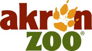 Akron Zoological Park Zoo Outdoor Digital Display Menu Board Weatherproof TV Enclosure