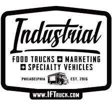 Industrial Food Truck Outdoor Digital Signage Menu Board