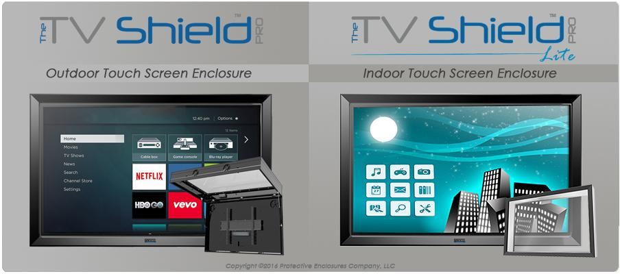 touchscreen tv and outdoor touch screen digital display