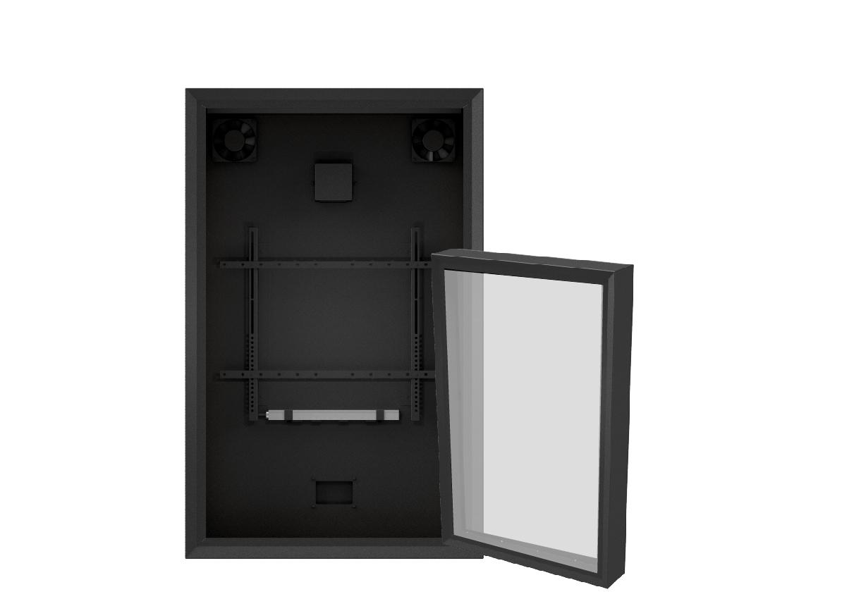 The Display Shield Outdoor Digital Signage Display Enclosures