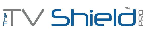 The TV Shield PRO weatherproof TV enclosure decor for outdoor living logo