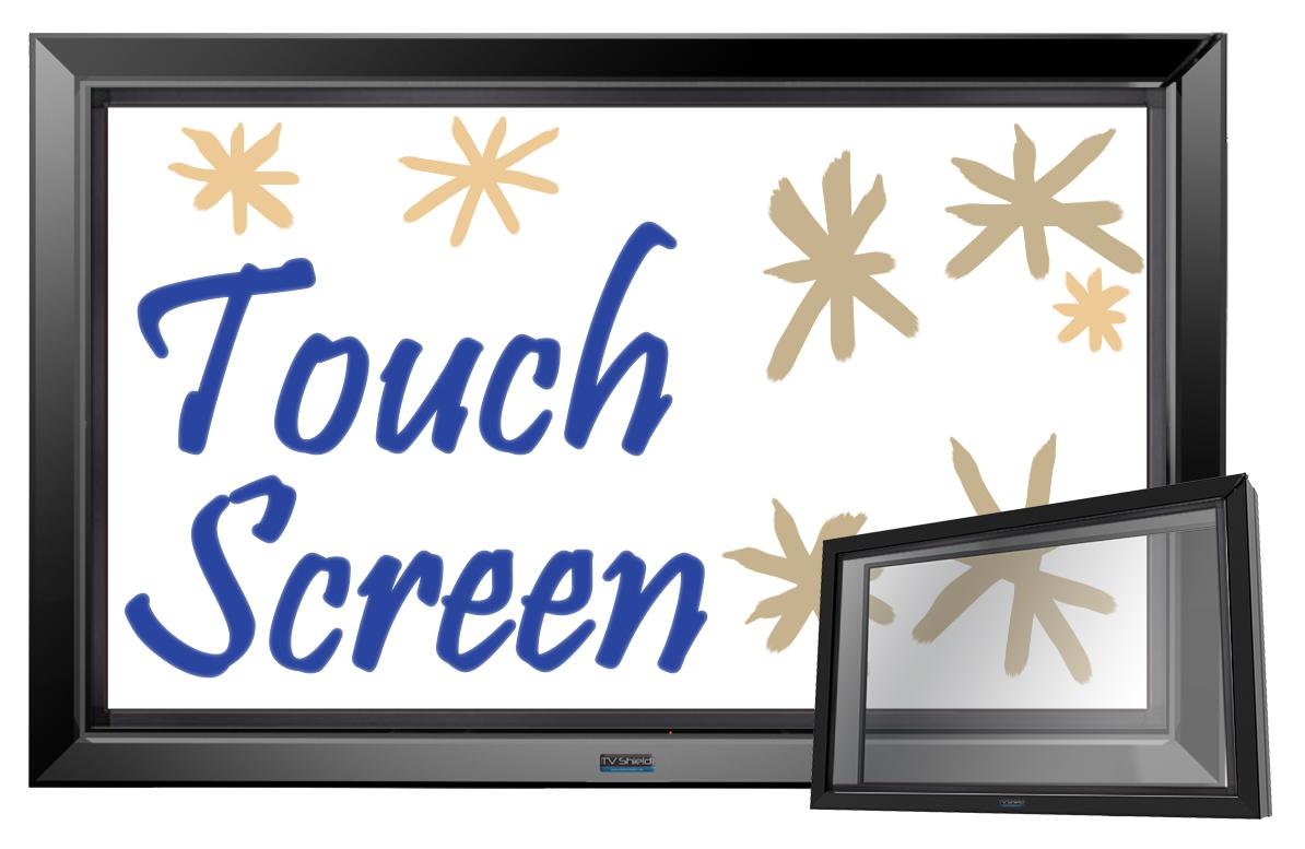 touchscreen display cabinet