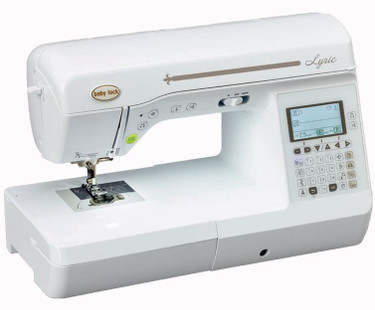 Growing up in a quilting family, I was surrounded by quilts. As a voracious reader, I loved learning the stories behind each one. Every decision quilters make, from pattern to fabric, is a piece of our story. The Baby Lock Lyric is the perfect machine to help me write my own quilt stories, each one with its own melody.