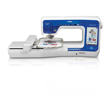 For those who dream of doing it all – sewing, embroidery, quilting and more