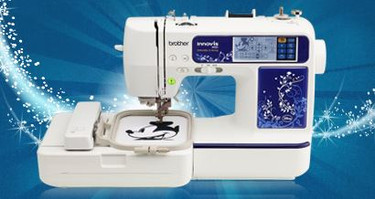Combination Sewing & Embroidery with Disney