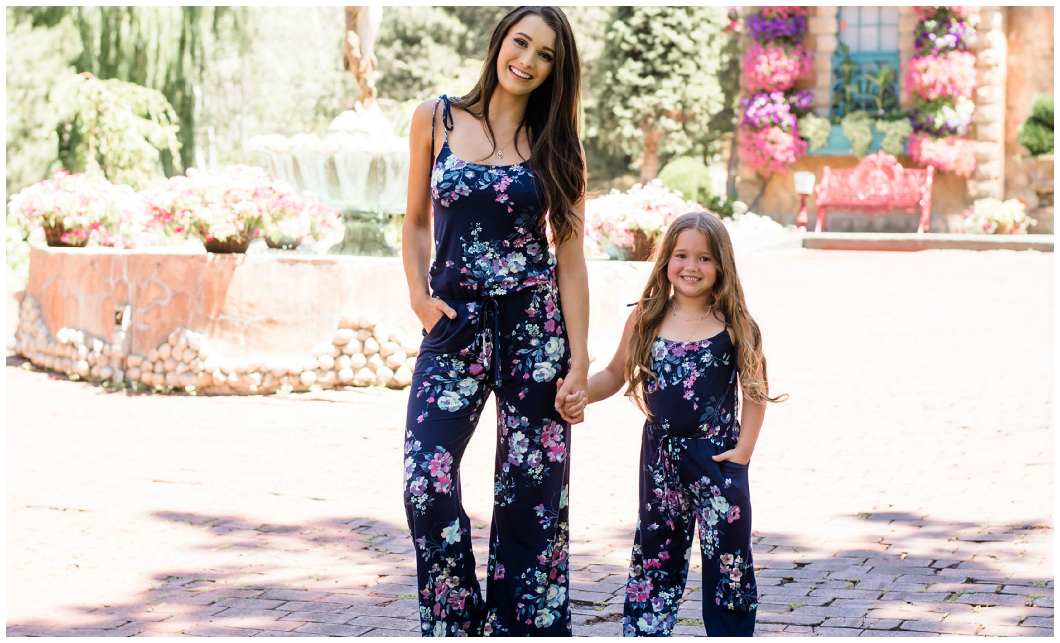 Christmas gift ideas mom daughter dresses