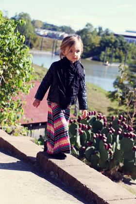 Girls Autumn Carnival Maxi Skirt CLEARANCE
