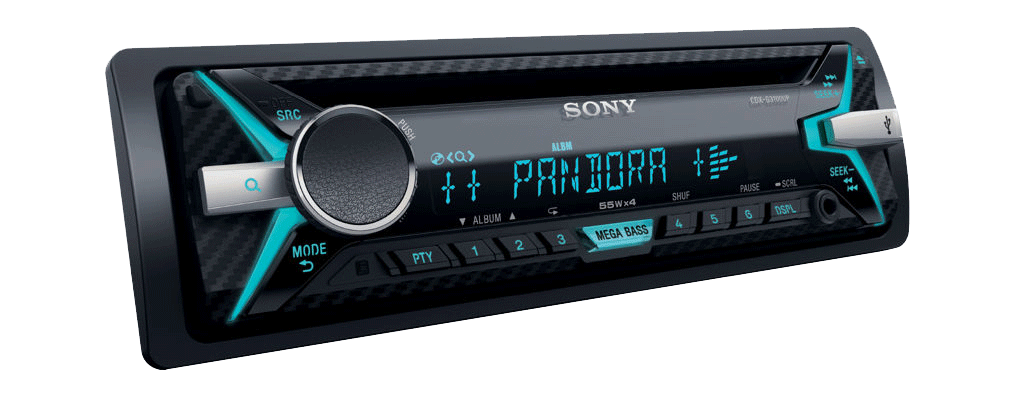 Sony CDX-G3150UP   CD Receiver with USB & Smartphone Playback ... on