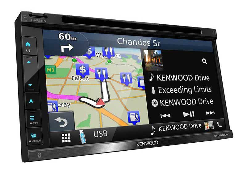 kenwood dnx5180s 2 din nav receiver apple carplay. Black Bedroom Furniture Sets. Home Design Ideas