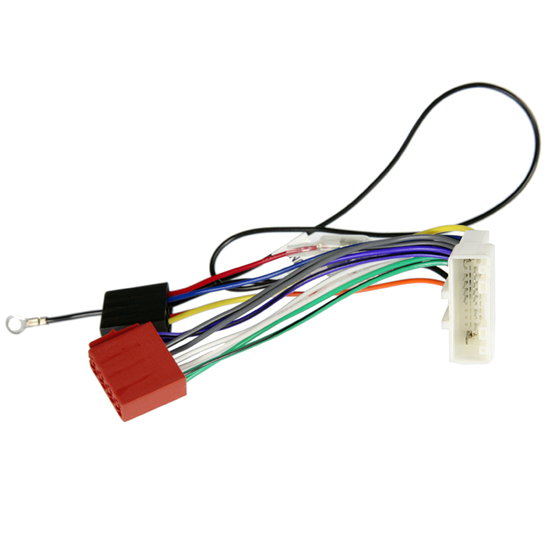 Aerpro Wiring Harness Honda : Iso wire harness app usa wiring diagram images