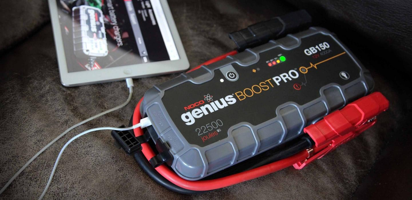 Astounding Noco Gb150 12V 4000A Portable Jump Starter Frankies Wiring 101 Akebretraxxcnl