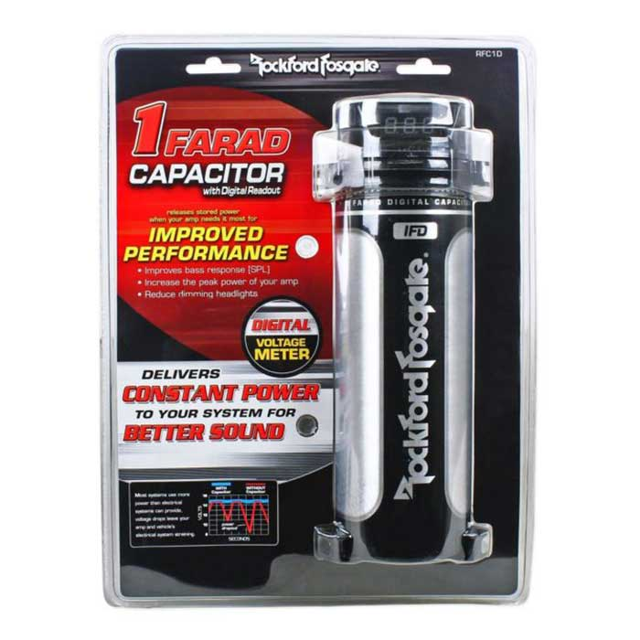 Rockford Fosgate RFBTAUX Universal Bluetooth Audio Adapter