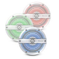 """Pioneer UDME650LED ME-Series RGB LED Illumination Light Kit to Suit 6.5"""" Coaxial Speakers"""