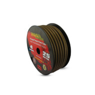 DNA PC4B 25m of 4 Gauge Power Cable Frosted Brown