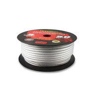 DNA PC8S 50m of 8 Gauge Power Cable Frosted Silver