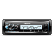 Pioneer MVH-MS510BT Marine Digital Receiver with Enhanced Audio Functions, Pioneer Smart Sync App Compatibility, Smartphone Compatible and Built-in Bluetooth®