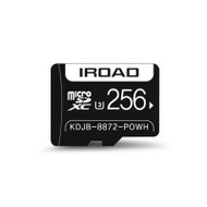 iRoad 256GB Grade 3 Class 10 Micro SD Card to Suit iRoad Dash Cams