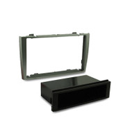 DNA PEU-K53172 Double DIN Fascia Panel To Suit Peugeot 308