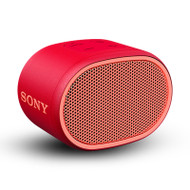 Sony SRSXB01R XB01 Extra Bass Portable Bluetooth Speaker - Red