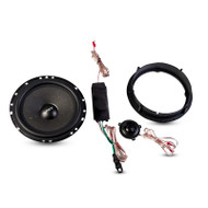 "Vibe OPTISOUNDGOLF6F-V4 6"" VW Golf Component Speaker 165mm 120 Watt RMS"