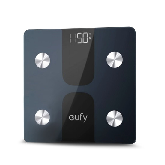 eufy T9146H11 Full-Body Smart Scale C1 - Black