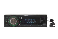 Fusion CA-ML650BT - Mechless Bluetooth Source Unit supporting Bluetooth audio streaming, USB, SD, MP3, WMA, iPod and iPhone audio playback.