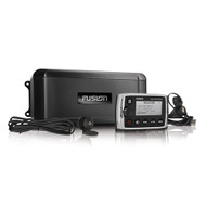 Fusion MS-BB300R Marine Black Box with Wired Remote, Apple and MTP Android/Windows media device support & USB/AUX connection