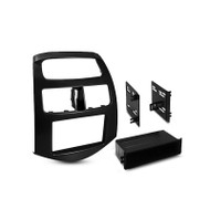 DNA GM-K313 Single/Double DIN Fascia Panel to Suit Holden Barina