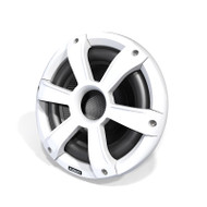 "Fusion SG-SL10SPW - 10"" 450 WATT Sports White Marine Subwoofer With LED"