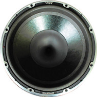 "VIBE Audio BLACKDEATH15C 15"" Dual 1 Ohm BlackDeath Series Competition Carbon Fiberglass Subwoofer"